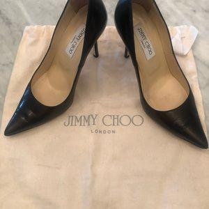 Jimmy Choo Romy pointy toe pump